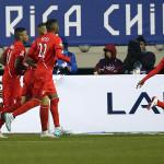 Mira en 3D los goles de Perú en la Copa América 2015