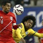 Copa América: 10 postales del Perú vs Brasil