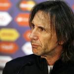 """Ricardo Gareca: """"No estoy conforme con el resultado"""""""