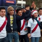 Perú le gana a Brasil en las calles de Temuco