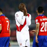 Perú vs. Chile: las mejores postales de la semifinal (FOTOS)