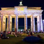 Berlín despliega alfombra verde y da bienvenida a la Champions (FOTOS)