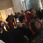 Selección peruana: bicolor llega al estadio Nacional de Santiago