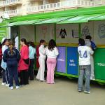 Feria de reciclables este domingo en Lince