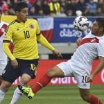 Perú en cuartos de final: Joel Sánchez y el gol que no fue