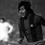 Hugo Sotil y la anécdota con Cruyff tras gol al Real Madrid
