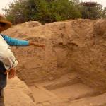 Hallan 14 tumbas en complejo arqueológico de Lambayeque