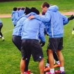 Sub 20 de Uruguay: Sismo asusta a jugadores en hotel donde se alojan
