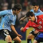 Uruguay vs. Chile: primera llave de cuartos de final