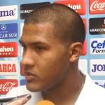 """Salomón Rondón: """"Perú ganó solo por un gol y nada más"""""""