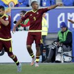 Venezuela ganó su quinto partido en historia de la Copa América