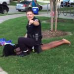 EEUU: suspenden a policía por brutal arresto a afroamericana (VIDEO)