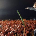 Alemania: tres rayos causan 33 heridos en un festival de rock