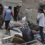 Siria: rebeldes matan a conductor de TV y hieren a 2 periodistas