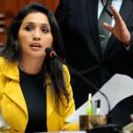 Ana María Solorzano: no me voy del Congreso sin sacar a Yovera