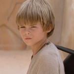 El niño Anakin Skywalker padecería de esquizofrenia