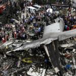 Indonesia: al menos 49 muertos en accidente de avión militar