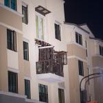 EEUU: cinco muertos tras desplomarse un balcón en California