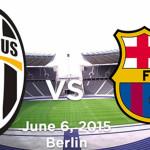 """Champions League: Barcelona y Juventus por la """"Orejona"""""""