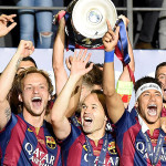 """Champions League: Barcelona, la """"quinta"""" y su segundo triplete"""
