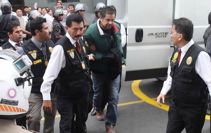 La comisión del Congreso que investiga a Martín Belaunde Lossio interrogará al empresario de forma reservada este lunes 8 a las 10:15 horas en el penal de Piedras Gordas de Ancón, donde cumple detención preventiva.