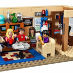 Lego saca su versión de The Big Bang Theory