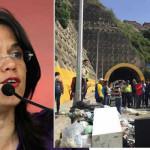Venezuela: diputada culpa a oligarquía terrorista por asesinato de escolta