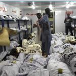Pakistán: ola de calor deja 1,170 muertos en seis días (VIDEOS)