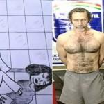 Brasil: jefe de clan caníbal mostró sus cuadros en prisión