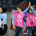 Uruguay no quedaba fuera de los 4 primeros desde 1997