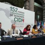 EEUU: CIDH expresa preocupación por inmigrantes en México