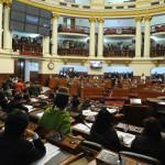 Gratificaciones: acuerdan que ministros no participen del debate