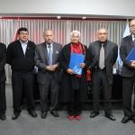 Universidad Jaime Bausate y Meza firmó convenio con la Asociación Cultural UWindsor