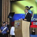 """Ecuador: Correa admite que situación por protesta opositora es """"grave"""""""
