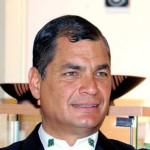 Rafael Correa reta a oposición pedir revocatoria de su mandato