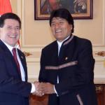 Paraguay: presidente Horacio Cartes anuncia visita de Evo Morales