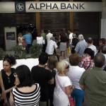 Grecia: solo se puede retirar 60 euros al día de cajeros