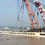 China confirma 396 muertos en el barco hundido en el Yangtsé