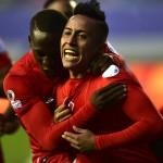 Christian Cueva y el gol más rápido de la Copa América (VIDEO)