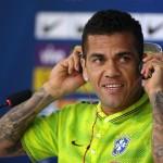 Copa América: Dani Alves sustituye a Danilo por lesión