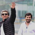 Ricardo Darín en Lima: imágenes de su arribo a la capital