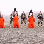 Estado Islámico: decapitan a otros 12 yihadistas de Al Qaeda (FOTOS)