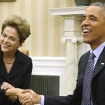 Dilma Rousseff invitó a Barack Obama a Juegos Olímpicos de Río 2016 (VIDEO)
