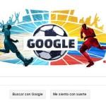 Google: Argentina y Colombia en doodle dedicado a la Copa América