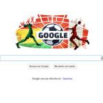 Google: Perú y Bolivia en doodle dedicado a la Copa América