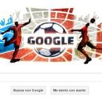 Google: Perú y Chile en doodle por partido de semifinales