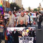 Día del Orgullo Gay: imágenes de la marcha en Lima (FOTOS)