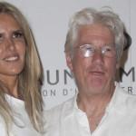 Richard Gere tendría relación con mujer 30 años menor