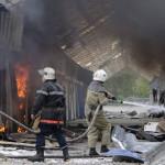 Ghana: 75 muertos por explosión en gasolinera de la capital