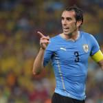 Diego Godín: queremos que Chile nunca gane nada